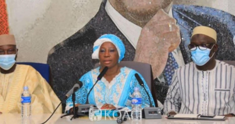 Côte d'Ivoire : Kandia Camara à propos des législatives : « Ces élections à venir seront la confirmation de la prédominance du RHDP sur les autres partis politiques »