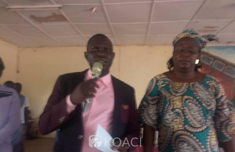 Côte d'Ivoire : Ferké, parlant des législatives, un candidat indépendant aux femmes: « Ne vous laissez plus berner par les vieux politiciens...»