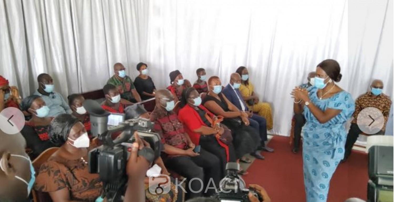 Côte d'Ivoire : Le FPI accueille la dépouille mortelle du planteur Sansan Kouao décédé en exil à Accra