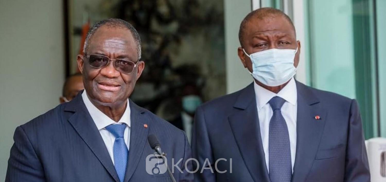 Côte d'Ivoire : Hamed Bakayoko fait baisser la tension, il reçoit Guikahué  à la primature