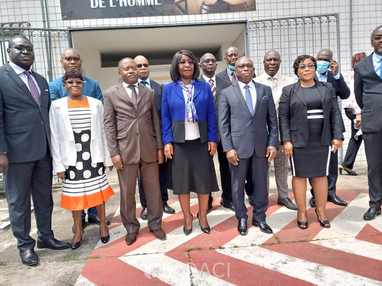 Côte d'Ivoire:   Réconciliation, visite à Aimée Zebeyou, KKB : «Nous sommes obligés de faire de notre diversité un atout pour aller au second miracle »