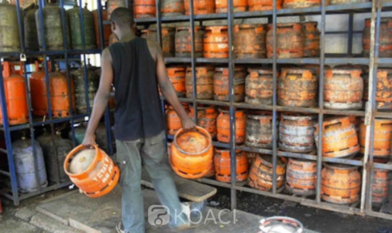 Côte d'Ivoire :   Les travailleurs de la Nationale des Opérateurs Pétroliers annoncent une grève dans les prochains jours, vers une pénurie de gaz butane ?