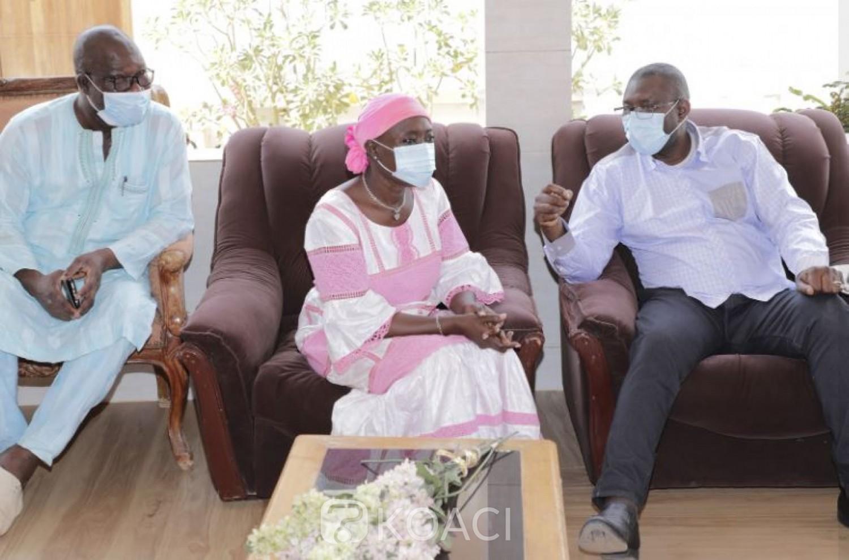 Côte d'Ivoire : Un émissaire de Blé Goudé chez la Ministre Mariatou Koné, la mise au point du président du Cojep qui désavoue son collaborateur