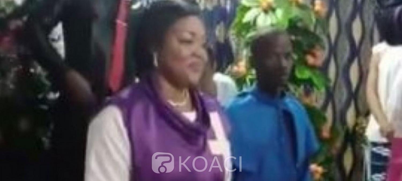 Côte d'Ivoire : L'épouse de feu Aboudrahamane Sangaré, Miss Delon désormais consacrée Pasteur