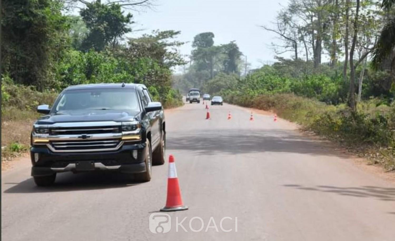 Côte d'Ivoire : Destruction volontaire du bitume lors de la désobéissance civile, Ouattara octroie 3km à Tankessé
