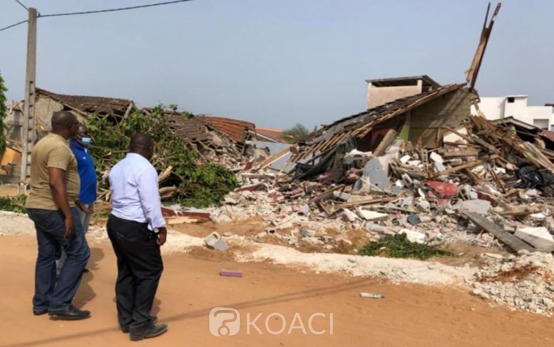 Côte d'Ivoire : Démolition de la villa du Super Ebony 2009, l'UNJCI se  réserve le droit de donner une suite judiciaire