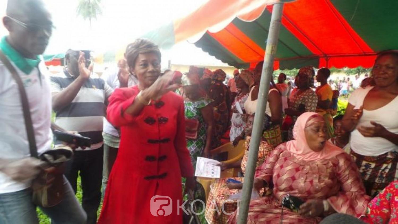 Côte d'Ivoire : Décès à Abidjan d'Andrée Laurette Yacé, vice-présidente de l'Assemblée nationale (proches)