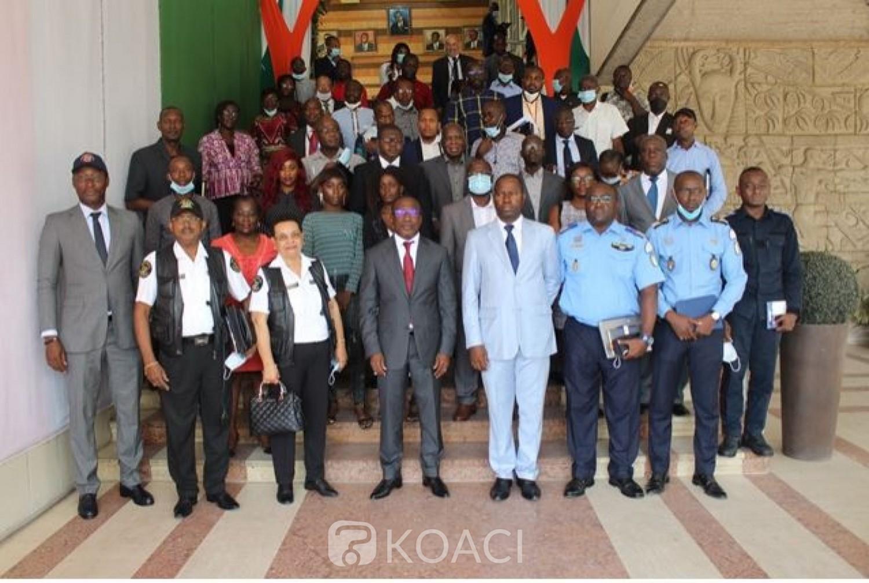 Côte d'Ivoire : Protection civile, bientôt la fin de l'anarchie dans le domaine de la sécurité incendie et de la formation en secourisme