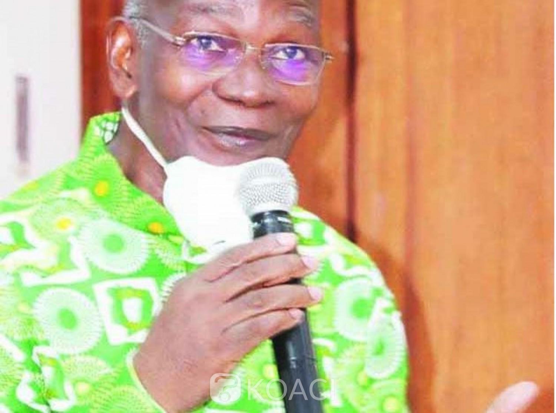 Côte d'Ivoire : Emile  Constant Bombet : « Voici Pourquoi Bédié n'a pas pris part à la présidentielle 2020 »