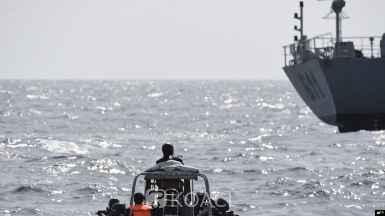 Guinée Equatoriale : Deux navires avec leur équipage détournés par des pirates  dans le Golfe de Guinée