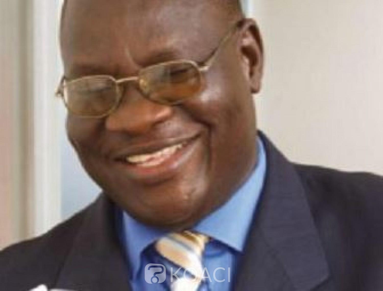 Côte d'Ivoire : Le Premier africain diplômé de la Sorbonne en Grammaire, le Prof Kouassi Kouamé Germain a tiré sa révérence