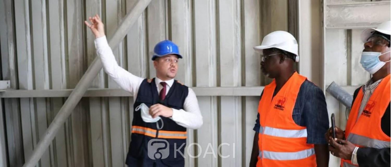 Côte d'Ivoire :  Zone portuaire, après la visite d'une cimenterie « accusée » de polluer l'air, des témoins attestent du contraire
