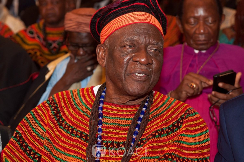 Cameroun : John Fru Ndi ne présidera plus aux destinées de son parti le SDF en plein déclin