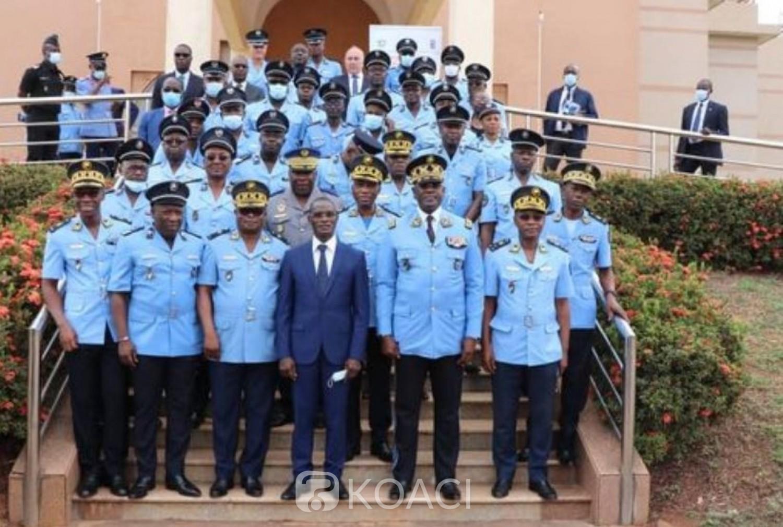 Côte d'Ivoire : Sécurité, la police nationale veut améliorer la qualité de ses services en faveur de la population