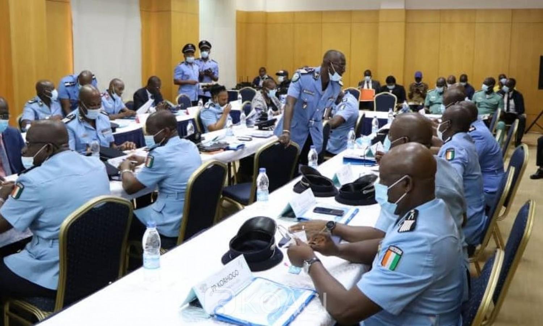 Côte d'Ivoire : Sécurité des élections, la police a retenu les leçons de la présidentielle et rassure quant aux dispositions prises  pour les législatives