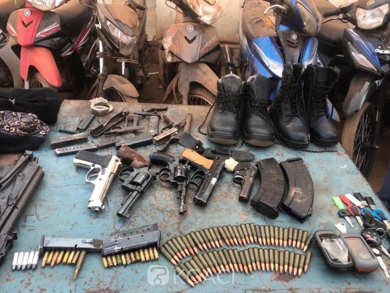 Burkina Faso : Insécurité, 9 délinquants dont un membre des forces armées interpellés