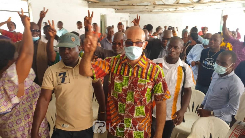 Côte d'Ivoire : Graves accusations d'un proche de Ouattara portées contre Michel Gbagbo «En 2018, il allait voir Soro à la demande de son père, pour récupérer la somme de 100 millions»