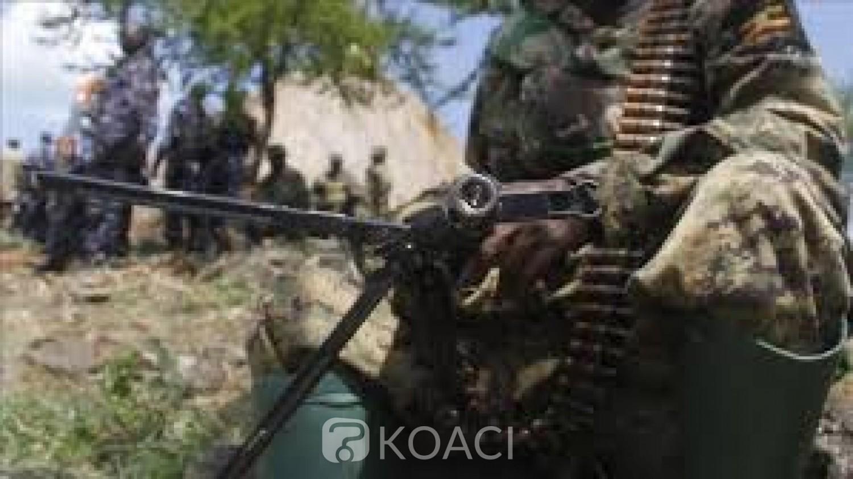 RDC : 11 civils et trois soldats tués dans une attaque présumée des ADF en Ituri