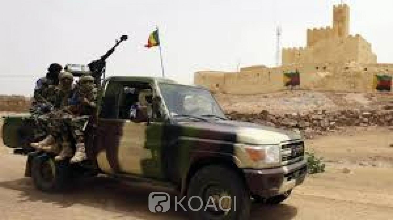 Mali : Deux soldats maliens meurent dans l'explosion d'une mine  à Dioura, 02 autres blessés