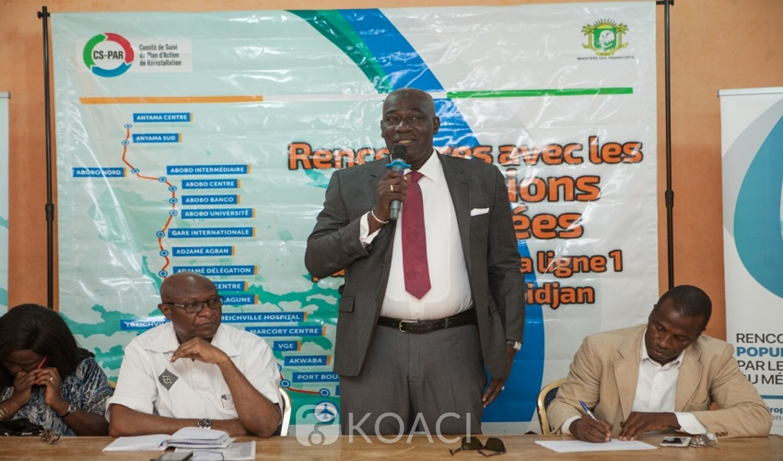 Côte d'Ivoire : Travaux de la ligne 1 du métro d'Abidjan toujours pas lancés, des consultations annoncées