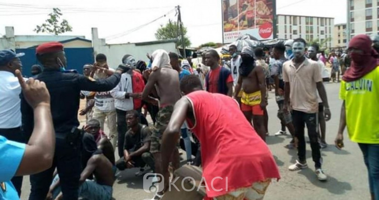 Côte d'Ivoire : Williamsville, le policier auteur présumé du tir mortel, déféré, son procès prévu pour le 16 mars