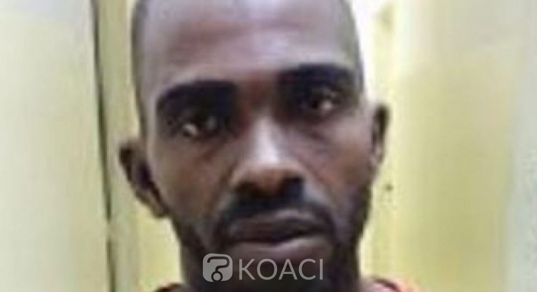 Côte d'Ivoire : La Police Nationale  lance un appel à  témoin  à fin de retrouver cet  individu