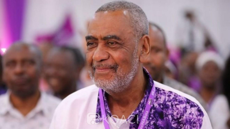Tanzanie : Le vice-Président du Zanzibar emporté par le coronavirus