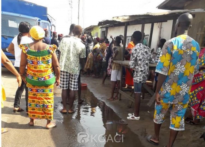 Côte d'Ivoire : Petit Bassam, la désignation du nouveau chef de village émaillée d'incidents, arrestations et brutalité