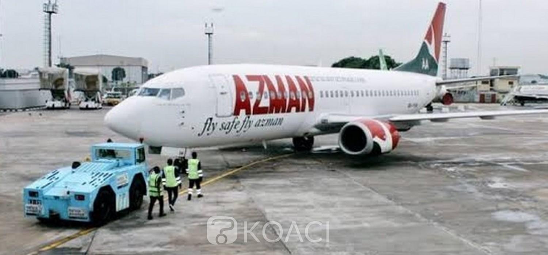 Nigeria : Plus de peur que de mal pour un avion de Azman Air à l'atterrissage à Lagos