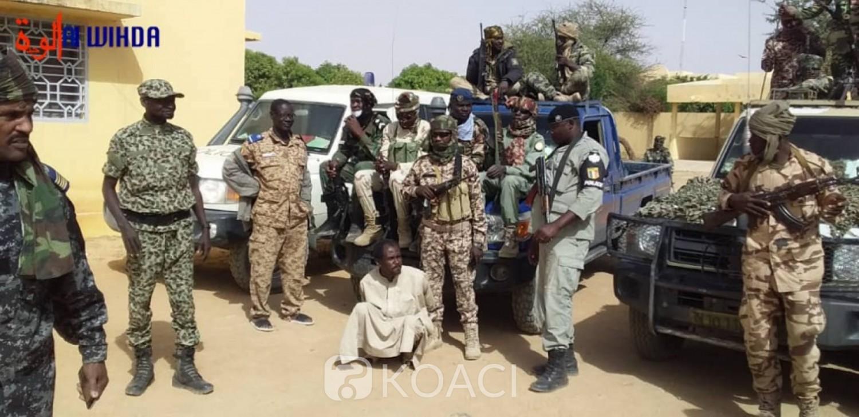 Tchad : Il vole la voiture du Directeur du ministère de la justice et se fait arrêter quatre heures plus tard