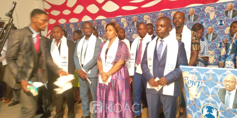 Côte d'Ivoire : Législatives 2021, avec 16 candidats le COJEP de Blé Goudé peut-il espérer au moins un siège ?