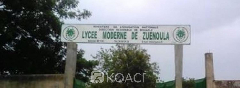 Côte d'Ivoire : Après deux mois de fermeture, réouverture lundi des écoles à Zuénoula et Gohitafla