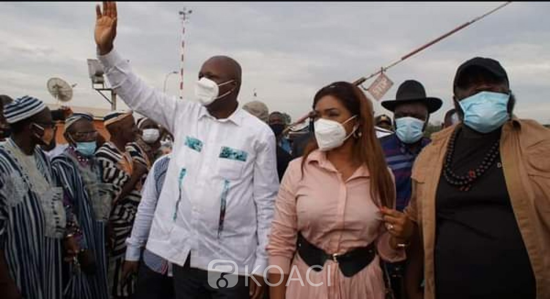 Côte d'Ivoire : Man, revenu de son exil, pour les législatives, Mabri promet rétablir l'ordre