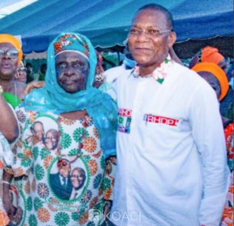 Côte d'Ivoire : Le RHDP en deuil, décès de Dembélé Matagari de la Bagoué