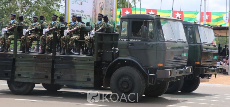 Togo :  18 officiers des FAT admis à la retraite