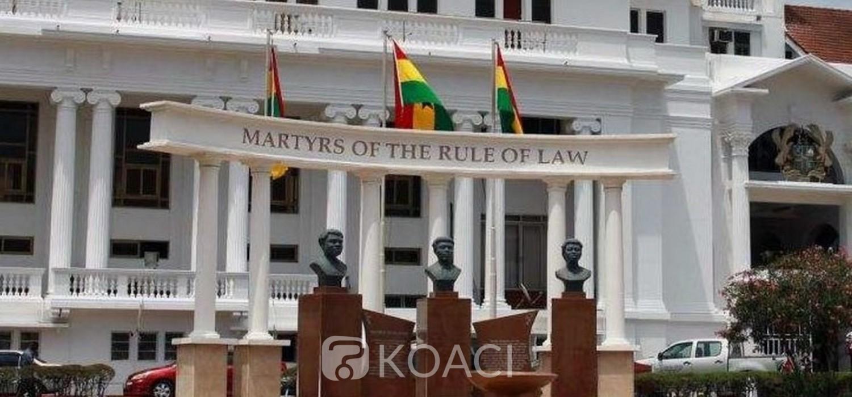 Ghana :  Contentieux sur la présidentielle 2020 à trancher le 04 mars