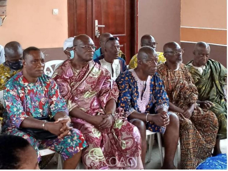 Côte d'Ivoire : Petit-Bassam, palabres pour la succession des « Dougbô », l'intervention du chef de l'Etat, Alassane Ouattara sollicitée