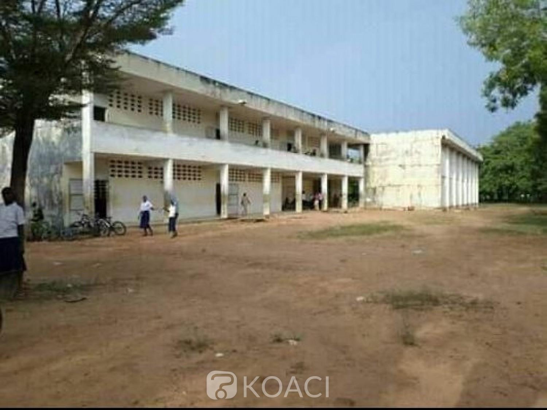 Côte d'Ivoire : Manque de salles de classe, cours perturbés depuis lundi à Odienné