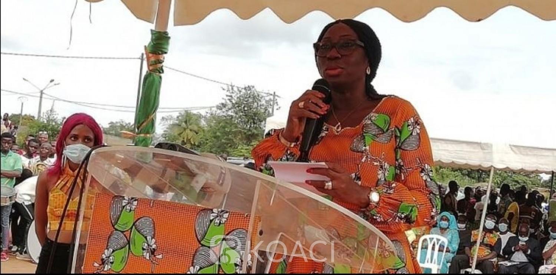 Côte d'Ivoire : Depuis Abobo, Kandia Camara à propos de la santé d'Hamed Bakayoko : « Je l'ai  eu au téléphone,  il va bien »