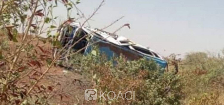 Burkina Faso : Quatre morts dans un accident de circulation