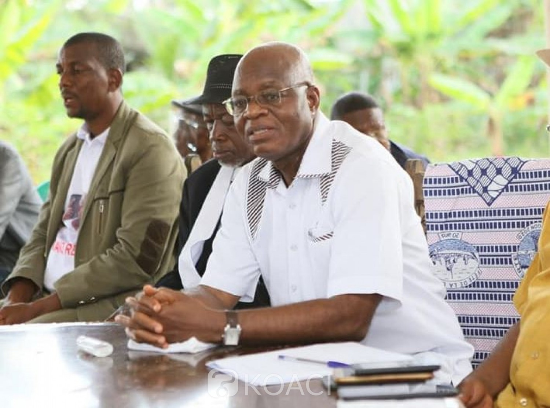 Côte d'Ivoire : Amnistié depuis 2018, les comptes de Lida Kouassi Moïse toujours gelés ?