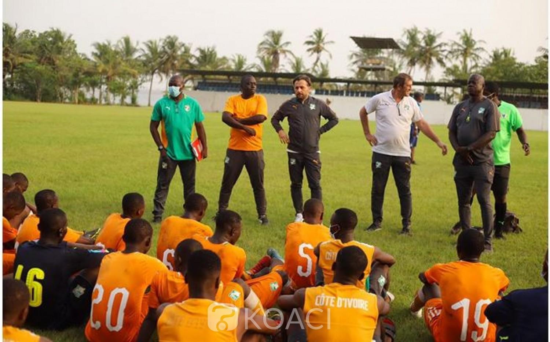 Côte d'Ivoire : CAN U17, les éléphanteaux dans le groupe A avec le Maroc, l'Ouganda et la Zambie