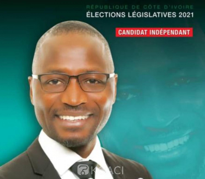 Côte d'Ivoire : Législatives 2021, son dossier de candidature rejeté, Serge Koffi félicite  le Conseil Constitutionnel pour avoir  bien fait son travail