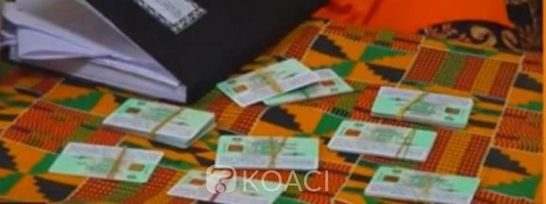 Côte d'Ivoire : CNI, voici les centres de distribution dans le District  d'Abidjan