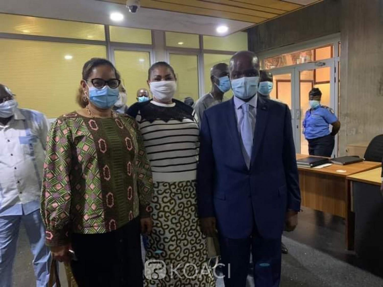 Côte d'Ivoire : Après des mois de contrôle médical en Turquie, Amadou Soumahoro est arrivé à Abidjan