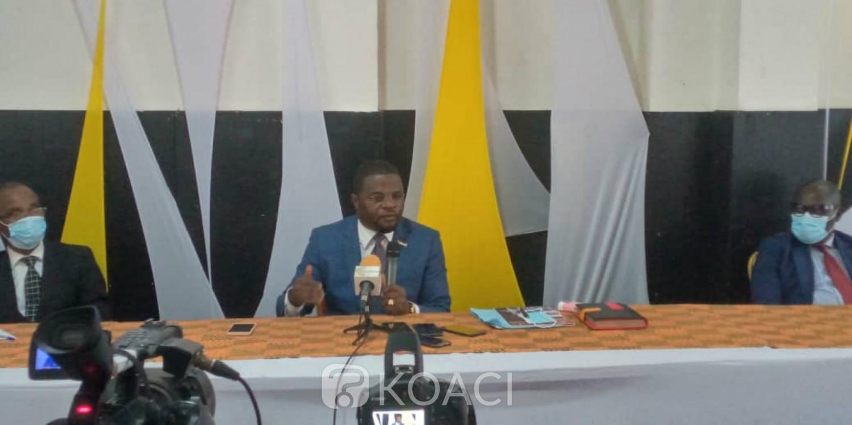 Côte d'Ivoire :  Divo, le notaire candidat Bertin Zohouri déterminé à faire tomber le « mastodonte » Amédé Kouakou dans la sous-préfecture