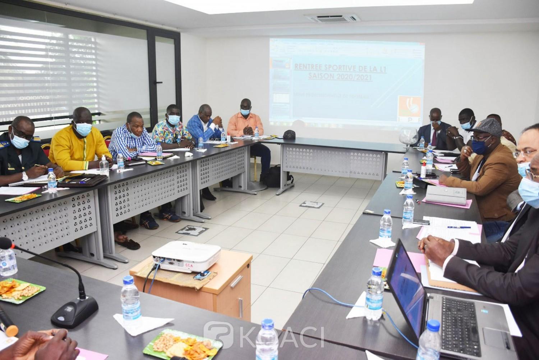 Côte d'Ivoire : Reprise du championnat de Ligue 1, tout sur la nouvelle formule et les stades  retenus pour la compétition