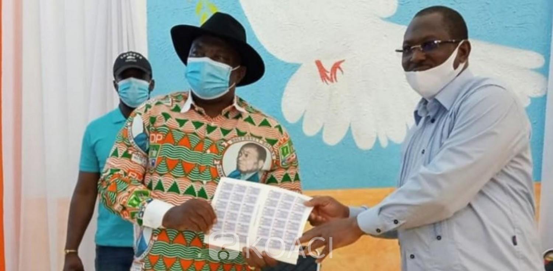 Côte d'Ivoire : Législatives 2021 à Bondoukou, Adjoumani proteste contre l'exploitation tendancieuse et malhonnête de son image par un indépendant
