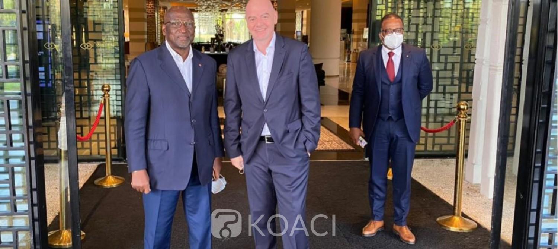 Côte d'Ivoire : Le calendrier de Ouattara, véritable raison du report de la visite du président de la FIFA
