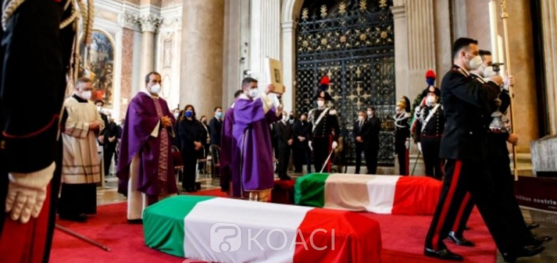 RDC : La veuve de l'ambassadeur italien tué, parle de la « trahison » d'un proche